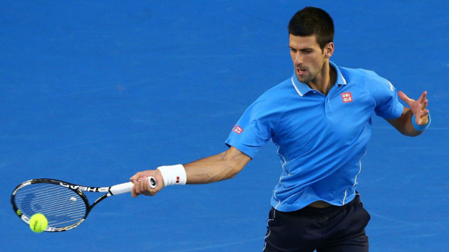 Novak Djokovic Andy Murray Roger Federer And Rafael Nadal Won T Surrender To Younger Generation Tennis News Espn Co Uk
