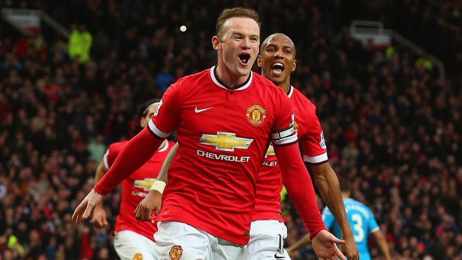 Rooney 'knocked out' by Bardsley in boxing incident